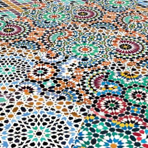 Kronotex Glamour - Mosaic - Q001