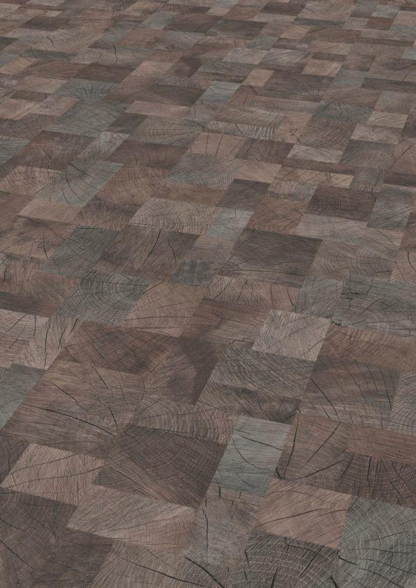 Kronotex Dynamic - Block Wood - D3585