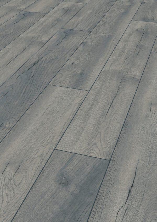 Kronotex Exquisit - Petterson Oak Grey - D4765