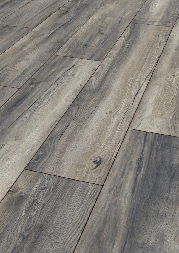 Kronotex Exquisit Plus - Harbour Oak Grey - D3572